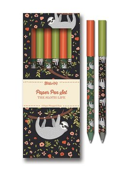 The Sloth Life Paper Pen Set by Zulily
