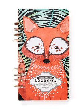 Woodland Creature Password Log Book by Zulily