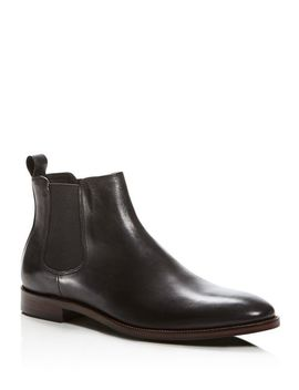 Leather Chelsea Slip On Boots   100 Percents Exclusive by The Men's Store At Bloomingdale's