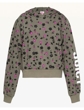 Jxjc Juicy Floral Print Hooded Pullover by Juicy Couture