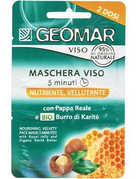 Geomar   Maschera Viso, Nutriente, Vellutante by Geomar