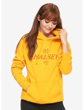 Halsey Hopeless Fountain Kingdom Girls Hoodie by Hot Topic