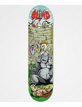 "Blind Decks Out 8.0"" Skateboard Deck by Blind"