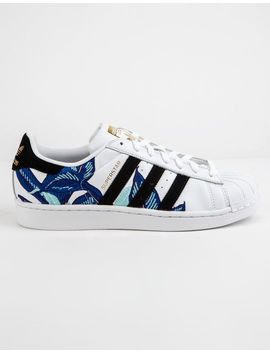 Adidas Floral Superstar Womens Shoes by Adidas