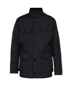 Ascot Quilted Field Jacket by Burberry