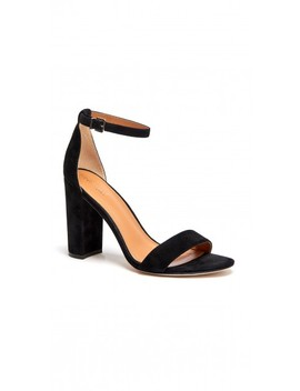 Madison Suede Ankle Strap Sandal by J.Mc Laughlin