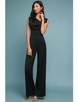 Jackie Petite Jumpsuit by Black Halo