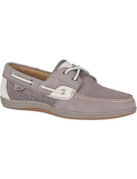 Women's Koifish Tweed Boat Shoe by Sperry
