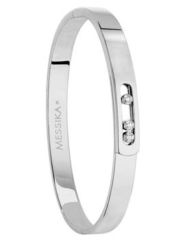 Move Noa Diamond Bangle by Messika