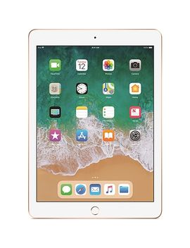 "New Apple 9.7""I Pad With Wi Fi, 128 Gb, Gold (6th Gen) by Apple"