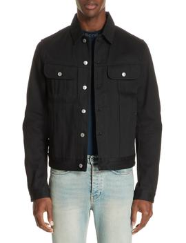 Tent Denim Jacket by Acne Studios