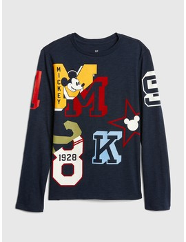 Gap Kids | Disney Mickey Mouse T Shirt by Gap