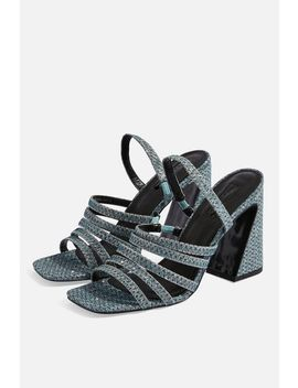 Ray Strappy Sandals by Topshop