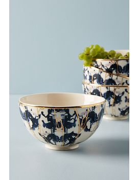 Arianne Bowls, Set Of 4 by Anthropologie