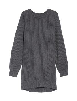 Cozy Sweater Dress by Treasure & Bond