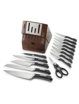 Calphalon Precision Sharp In 15 Pc. Self Sharpening Knife Block Set by Kohl's