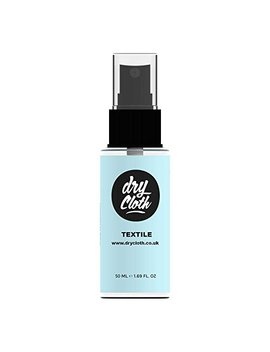 Dry Cloth Waterproof Spray For Your Shoes Boots Jackets Sneakers And Clothes   1 X 50ml Dry Cloth Water Repellent Spray Will Protect 2 Pairs Of Shoes Or 1 Jacket   Premium Shoe Care And Protection by Drycloth