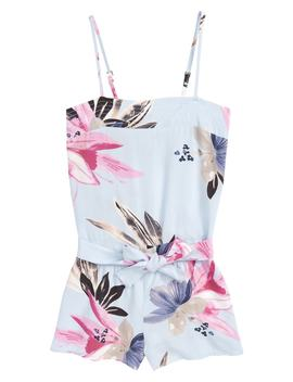 Cheryl Floral Romper by O'neill