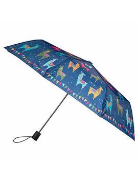 Karma Gifts Travel Umbrella, Llama by Karma Gifts