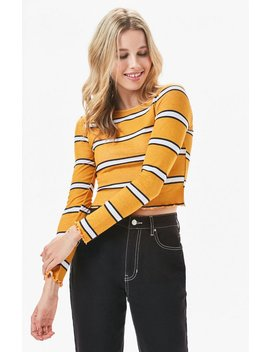 Ps Basics By Pacsun Striped Orca Long Sleeve T Shirt by Pacsun