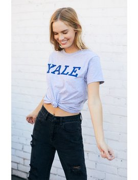 Yale T Shirt by Pacsun