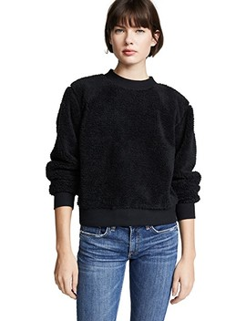 Teddy Sherpa Pullover by Rag & Bone/Jean