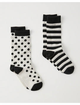 2 Pack Socks by Abercrombie & Fitch