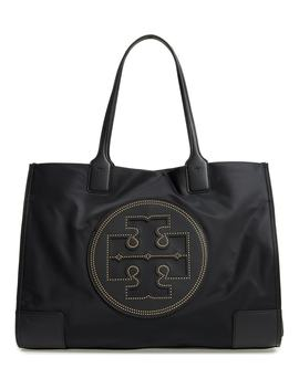 Ella Stud Tote by Tory Burch