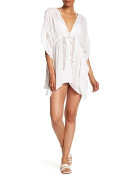 Crochet Cover Up Tunic by Elan