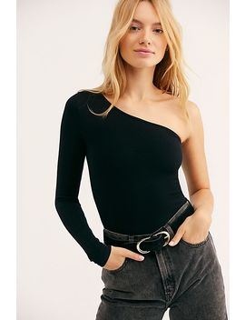 After Dark Bodysuit by Free People