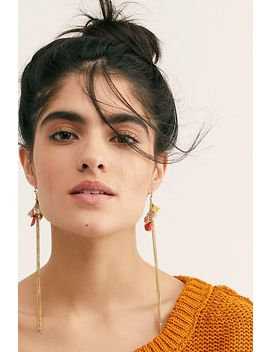 Caught Dreaming Tassel Earring by Free People