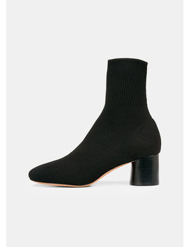 Tasha Ankle Knit Boot by Vince