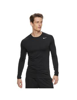 Men's Nike Dri Fit Base Layer Fitted Cool Top by Kohl's