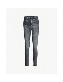 Roxanne Faded Slim Fit Skinny Jeans by Agolde