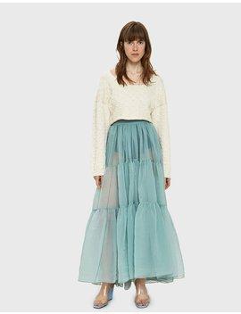 Glean Organza Skirt by Rachel Comey
