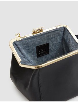 Le Box Leather Bag by Clare V.