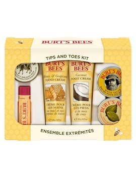 Burts Bees Tips And Toes Kit by Burt's Bees