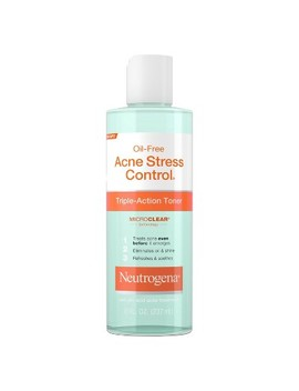 Neutrogena® Acne Fighting Salicylic Acid Facial Toner   8 Fl Oz by Neutrogena Oil Free Acne