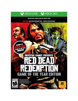 Xbox 360|Xbox One by Red Dead Redemption: Game Of The Year Edition