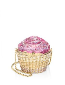 Cupcake Novelty Box by Judith Leiber Couture