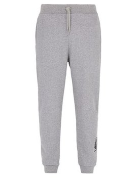 Denise Logo Print Cotton Jersey Track Pants by A.P.C.