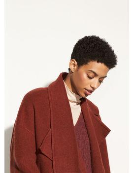 Blanket Coat by Vince