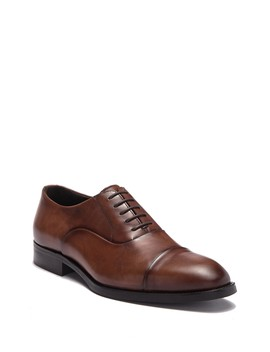 Beragamo Leather Oxford by To Boot New York