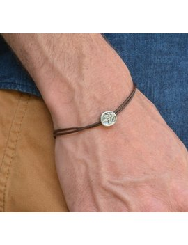 Men's Leather Bracelet,Bracelet For Men's,Leather Bracelet For Men,Men's Leaf Bracelet,Men's Jewelry,Gift For Him by Etsy