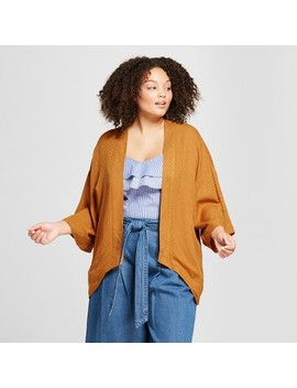 Women's Plus Size Short Kimono   A New Day™ by A New Day
