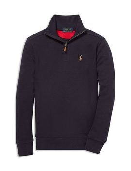 Boys' Half Zip Sweater   Big Kid by Polo Ralph Lauren