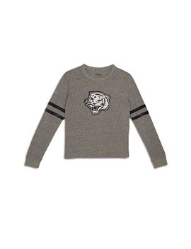 Boys' Varsity Jersey Tee   Little Kid, Big Kid   100 Percents Exclusive by Hudson