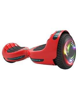 "Hoverboard Ul 2272 Certified Flash Wheel 6.5"" Wireless Speaker With Led Light Self Balancing Wheel Electric Scooter by Hoverheart"
