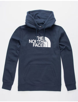 The North Face Half Dome Logo Navy Mens Hoodie by The North Face