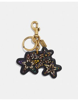Shooting Star Bag Charm by Coach